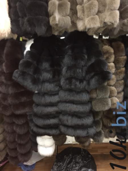 Шубка из песца черная Шубы из меха песца купить на рынке Дубровка