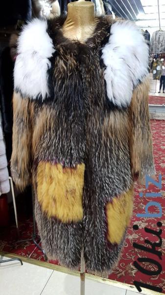 Шубка из вязаной лисы Шубы из меха лисы в Москве