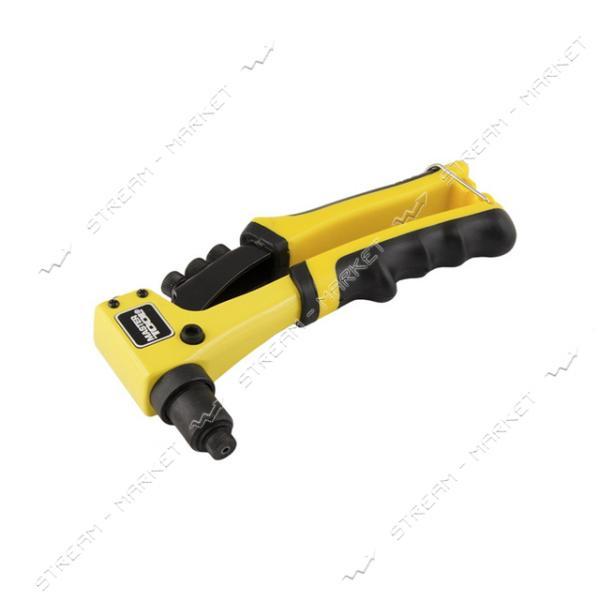 Пистолет для заклепок MASTERTOOL 21-0700 Профи, CrMo 2, 4/3, 2/4, 0/4, 8мм