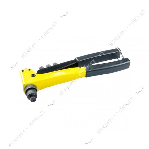 Пистолет для заклепок MASTERTOOL 21-0701 Профи, CrMo 2, 4/3, 2/4, 0/4, 8мм