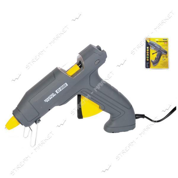 Пистолет клеевой MASTERTOOL 42-0505 d=11, 2мм, 500Вт, 'Капля-Стоп'