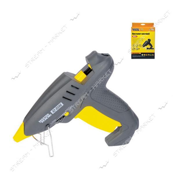 Пистолет клеевой MASTERTOOL 42-0506 d=11, 2мм, 400Вт, беспроводной, с регулятором