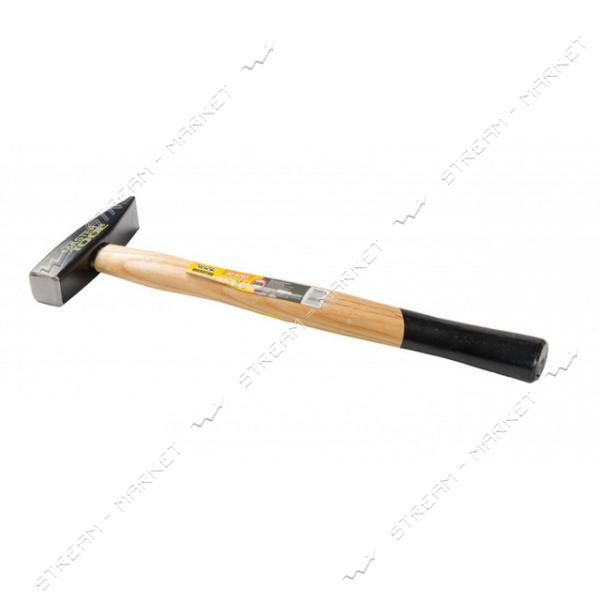 Молоток слесарный MASTERTOOL 02-0202 200г деревянная рукоятка