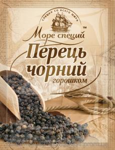Фото Приправы и специи Перец черный горошек 10 гр
