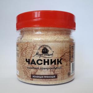 Фото Приправы и специи Баночка Чеснок сушеный гранулированный 110 гр