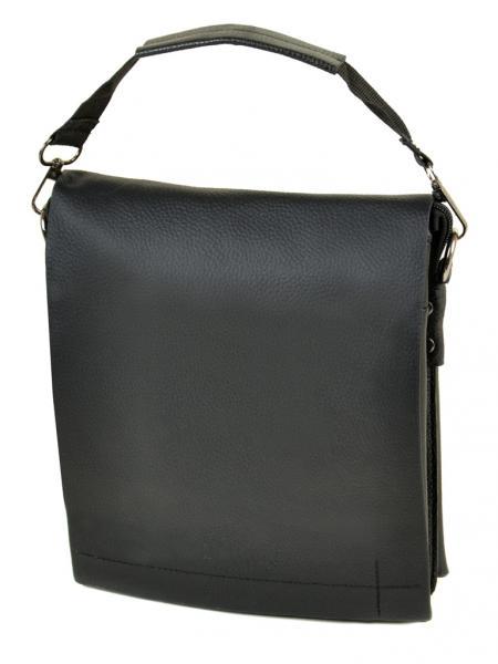 Фото  Мужская сумка планшет иск-кожа DR. BOND 202-216-3 черные