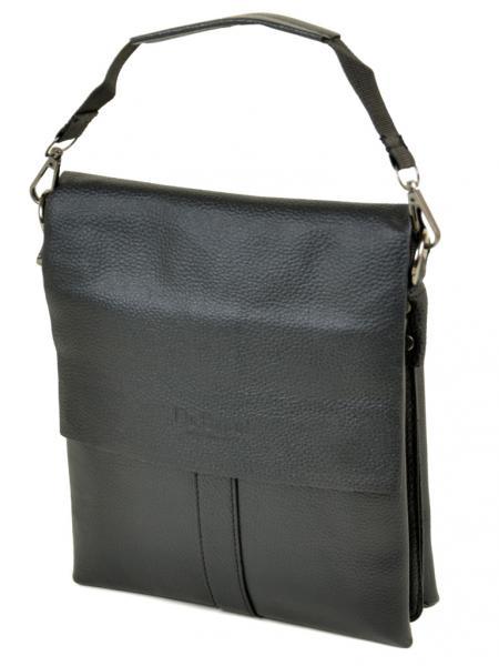 Фото  Мужская сумка планшет иск-кожа DR. BOND 202-216-4 черные