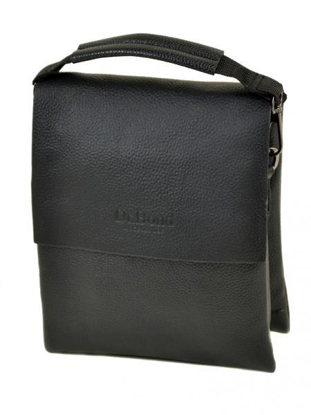 Мужская сумка  планшет иск-кожа  DR. BOND 513-2 black