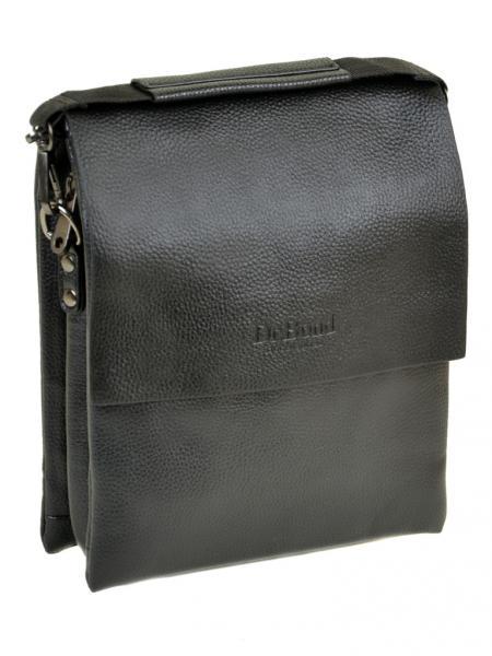 Мужская сумка  планшет иск-кожа  DR. BOND 513-3 black