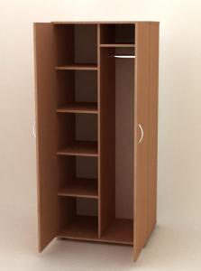 Фото Шкафы для одежды с распашными дверьми Шкаф для одежды с распашными дверьми от производителя в РБ