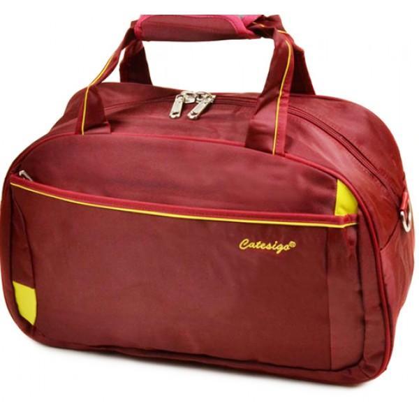 Женская дорожная сумка Small Артикул 22806-18 бордовый