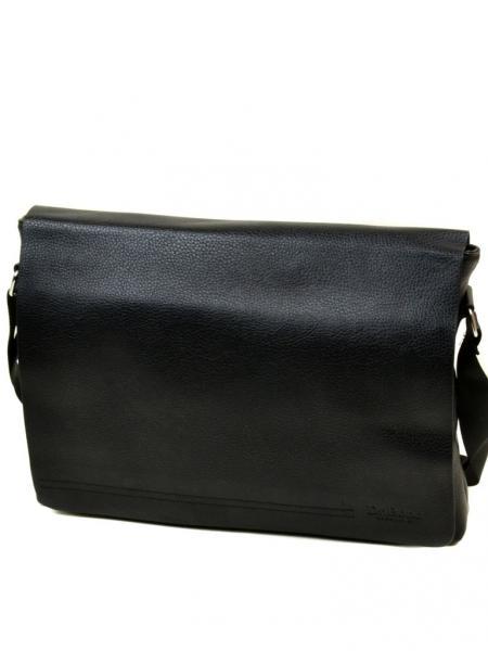 Фото  Мужская сумка планшет dr.Bond Артикул 88564-4 black