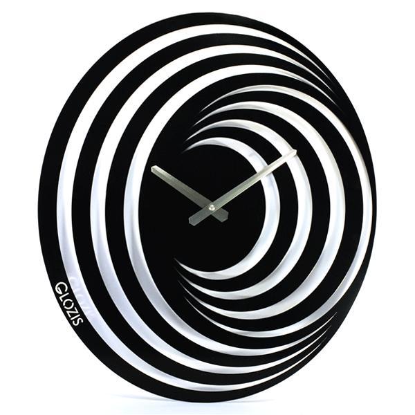 Настенные Часы металл Glozis Hypnosis B-009 50х45