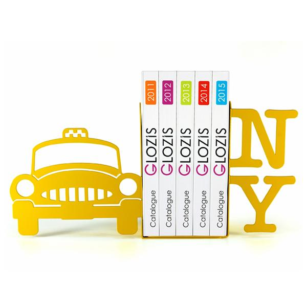 Упоры для книг Glozis New York G-009 30 х 20 см