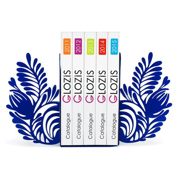 Упоры для книг Glozis Folk Pattern G-012 30 х 20 см