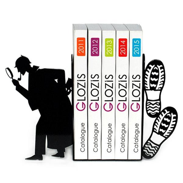 Упоры для книг Glozis Sherlock G-029 30 х 20 см