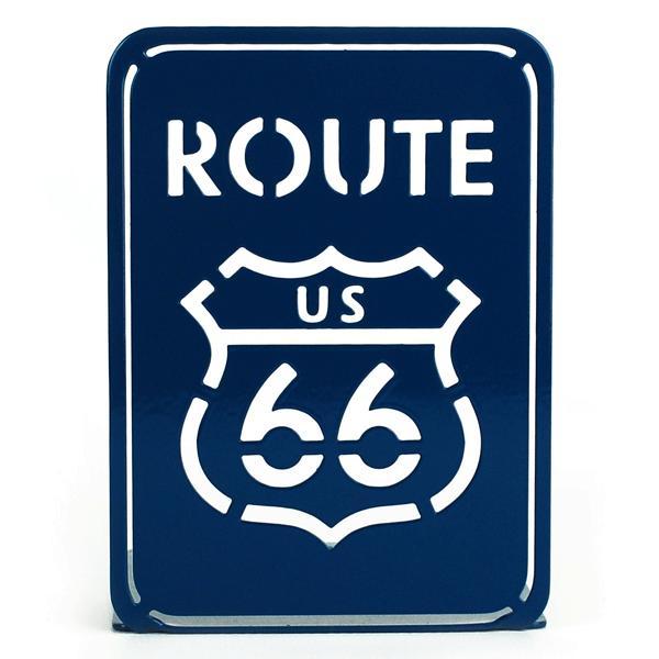 Упор для книг Glozis Route 66 G-031 15 х 10 см
