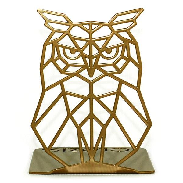 Упор для книг Glozis Owl G-034 15 х 12 см