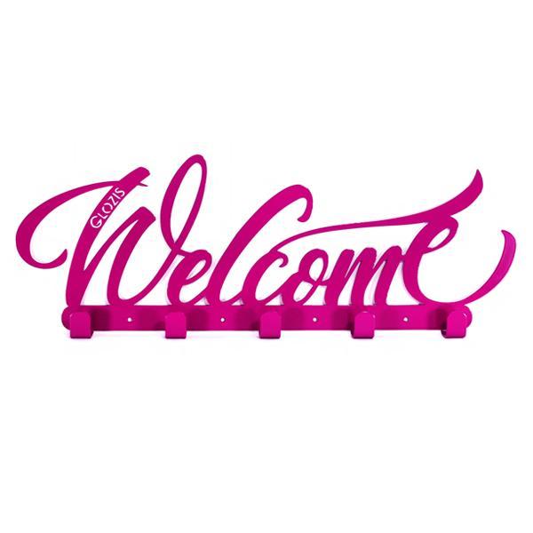 Вешалка настенная Glozis Welcome H-002 50 х 18 см