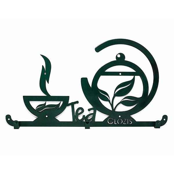 Вешалка настенная Glozis Tea H-028 40 х 22 см