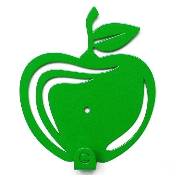 Вешалка настенная Крючок Glozis Apple H-030 11 х 10см
