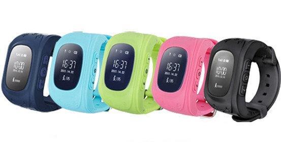 Смарт-часы Smart Watch Q50 OLED Умные детские OLED экран
