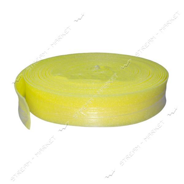 Демпферная лента (пенополиэтилен) толщина 6 мм , ширина 100 мм (Рулон 50 м.п.)
