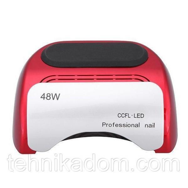 Лампа для маникюра Kronos CCFL LED 48w профессиональная (sp_3693)