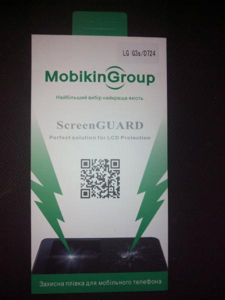 Защитная пленка LG G3s/D724 (Глянцевая)