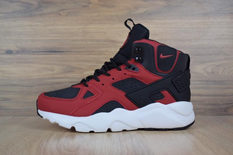 Nike Air Huarache Black Red (41-45)