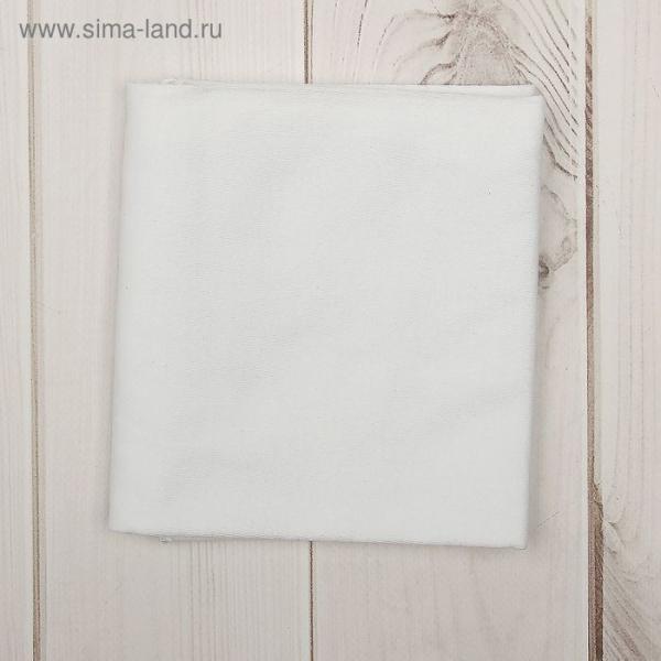 """Пелёнка (подгузник) """"Ретро"""", размер 60*60 см, цвет белый M000005K"""
