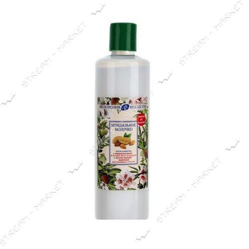 Крем-шампунь Эксклюзивкосметик для волос Миндальное молочко Питание 500мл