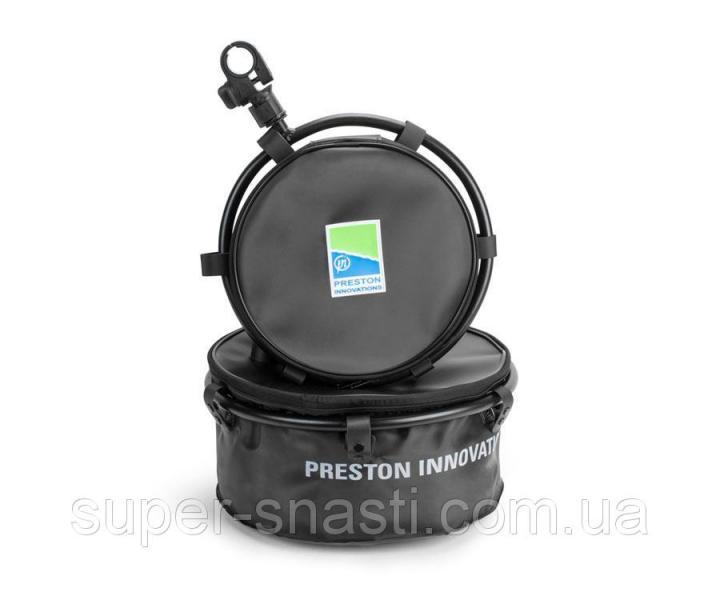 Ведро мягкое Preston Offbox 36 EVA Bowl And Hoop Small