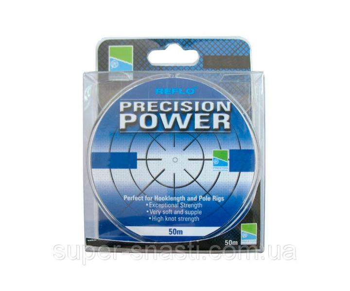 Леска Preston Reflo Precision Power 0.12мм