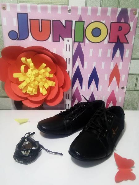 Туфли на шнурках на мальчика
