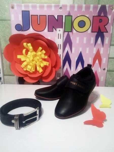 Туфли спортивные на мальчика  27