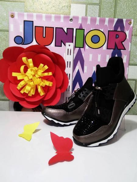 Ботинки  сникерсы модные