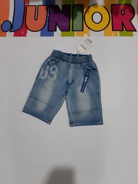 Джинсовые шорты для мальчика 6-12 лет 12