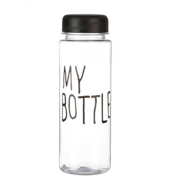 Бутылка для воды My Bottle с винтовой крышкой, 500 мл