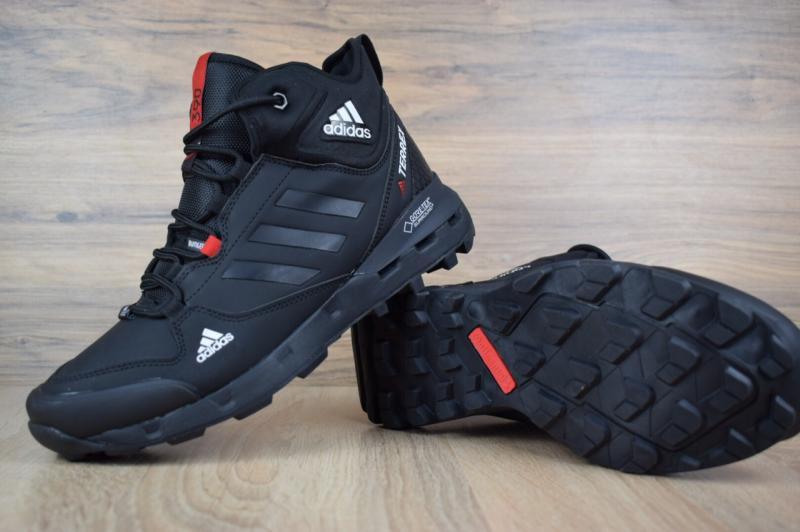 Фото  Adidas Terrex 390 Black (41-46)