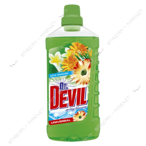 Универсальное моющее средство Dr.Devil Spring Blossom 1л