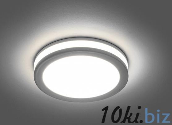 Панель светодиодная с боковой подветкой L-R007 (арт. 3-62) купить в Беларуси - Светодиодные светильники