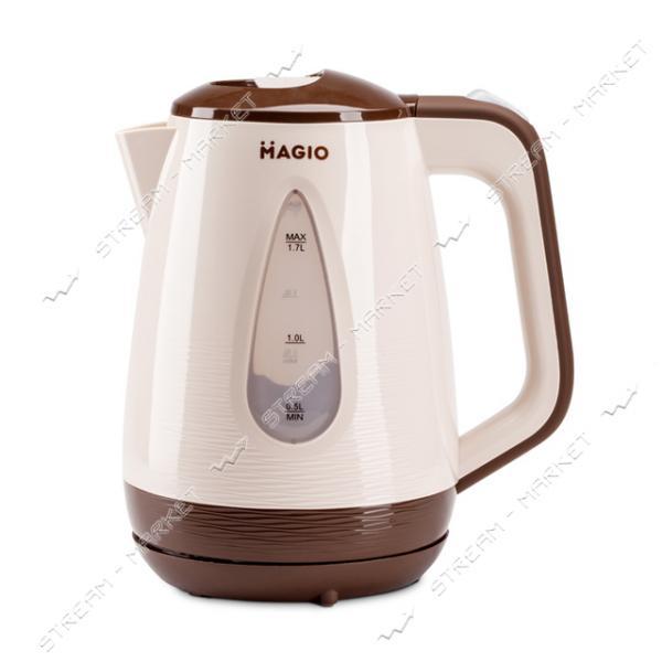 Электрочайник Magio MG-519 пластик 2200Вт 1, 7л