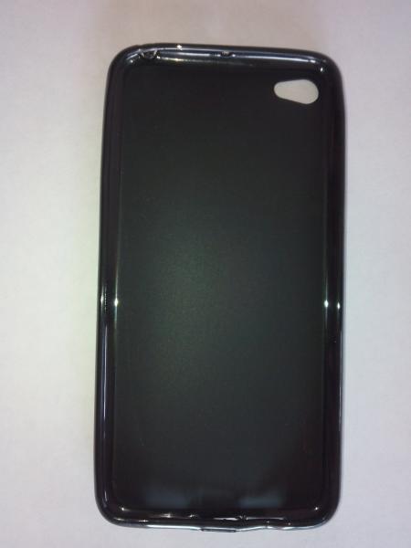 Чехол силиконовый для Lenovo S90 Sisley черный
