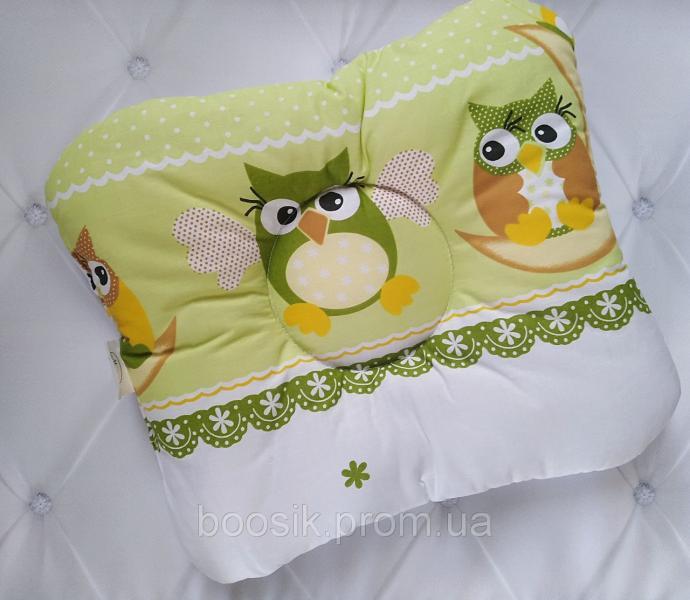 Подушка фигурная нулевая совы