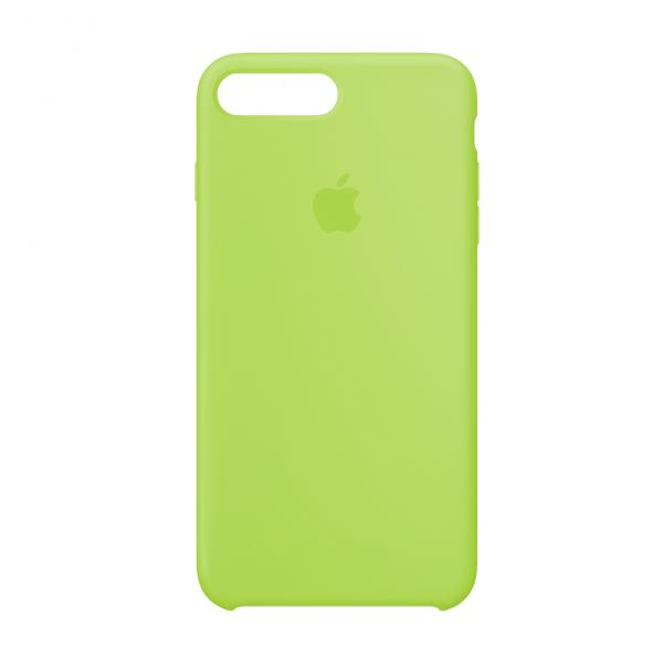 Silicone case for iPhone 7/8 Plus green