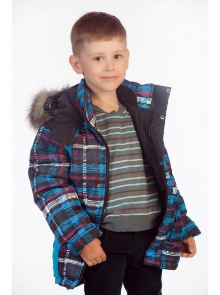 """Куртка для мальчика 04М-1/17 """"Балу"""""""