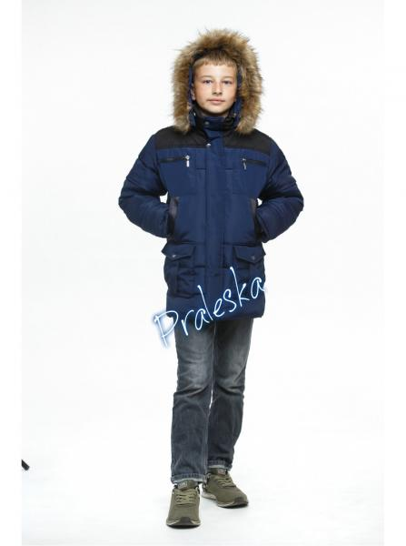 """Куртка для мальчика 08П-3/17 """"Илья"""""""