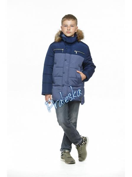 """Куртка для мальчика 08П-9/16 """"Михаэль"""""""