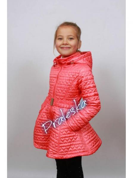 Пальто для девочки Модель 11617